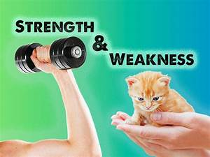 A List Of Strengths And Weakness Of A Person List Of Strength Weaknesses For Job Interviews Monster Com