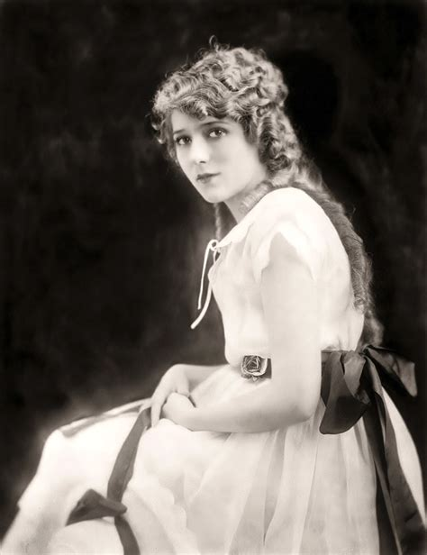 Mary Pickford Celebrity Picture Gallery