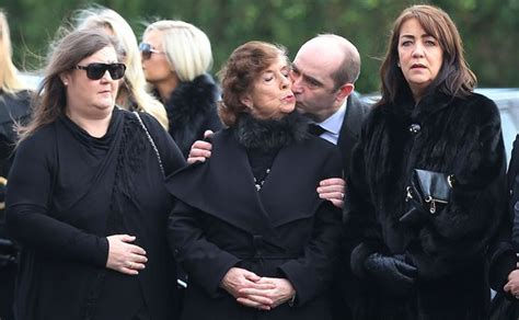 Frank Kelly Funeral Told Father Jack Actor Would Be First