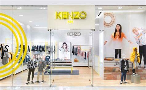 kenzo kids ouverture dune premiere boutique  hong kong