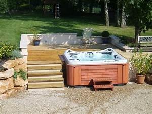 Spa Bois Exterieur : spa d exterieur bois maison design ~ Premium-room.com Idées de Décoration