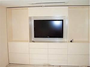Schrank Mit Integriertem Tv : schlafzimmer schrank mit fernsehfach ~ Sanjose-hotels-ca.com Haus und Dekorationen