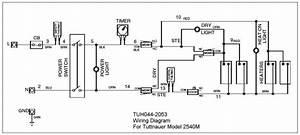 2340m Wire Harness  Tuh044-1773