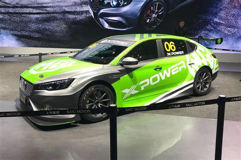Shanghai Motor Show 2019 Notes