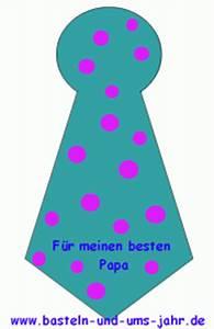 Vatertag Basteln Grundschule : krawatte als motiv zum vatertag basteln rund ums jahr ~ Frokenaadalensverden.com Haus und Dekorationen