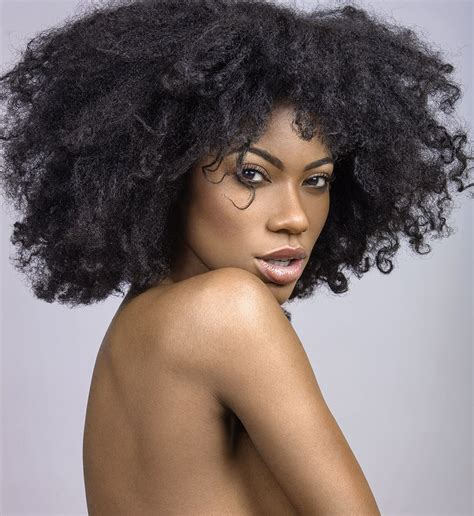 http://globalcoutureblog net Natural hair styles Curly