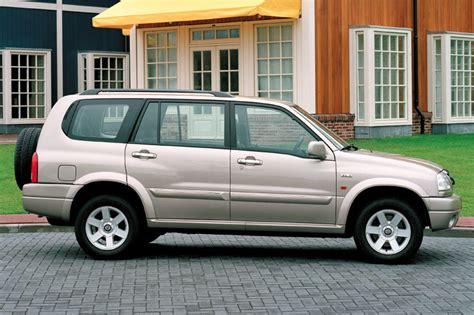 2001 Suzuki Grand Vitara Xl7 by Suzuki Grand Vitara Xl 7 2001 Pictures 3 Of 6 Cars