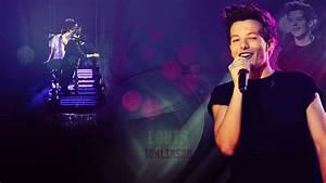 Louis Tomlinson Wallpaper - One Direction Photo (34067326 ...