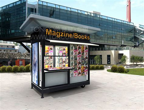 Food Kiosk, Outdoor Kiosk, Public Kiosk, Kiosk Design(id