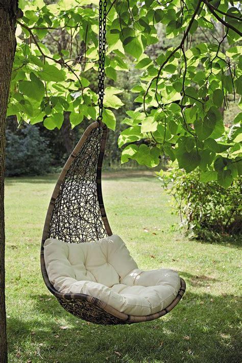 fauteuil de jardin suspendu balancelle c 244 t 233 maison
