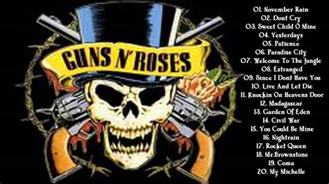 Best Of Guns N Roses Guns N Roses's Greatest Hits