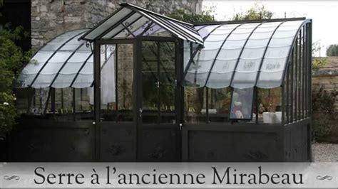 serre de jardin a l ancienne serre en verre 224 l ancienne mod 232 le mirabeau