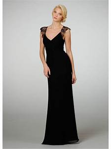 Long black dresses for a wedding dress fa for Black dresses for a wedding