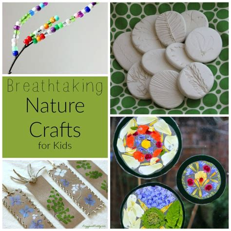 breathtaking nature crafts for how wee learn 860 | nature crafts square