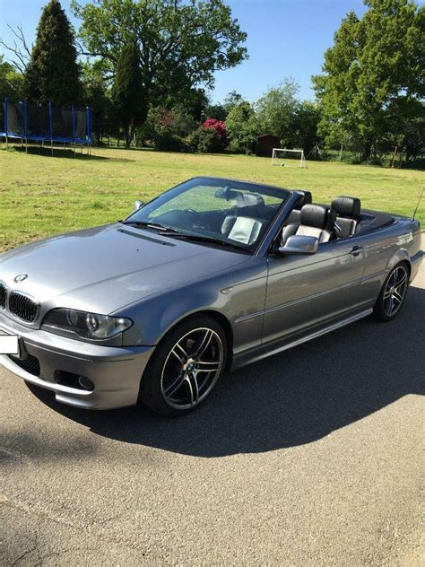 2004 Bmw Convertible by Bmw 325i Convertible 2004 Facelift In Redhill Surrey