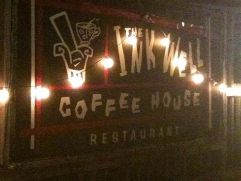I think the board of health actually gives the inkwell as passing grade now. Inkwell Coffee House in Long Branch - Restaurant menu and reviews