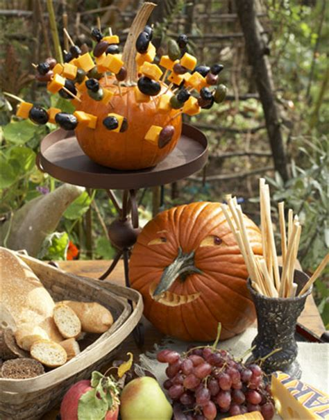 Halloween Food And Decoration Ideas  Healthy Food House