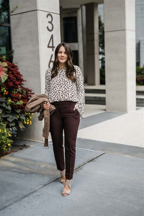 Casual Work Outfit Ideas For Fall My Style Vita Blog