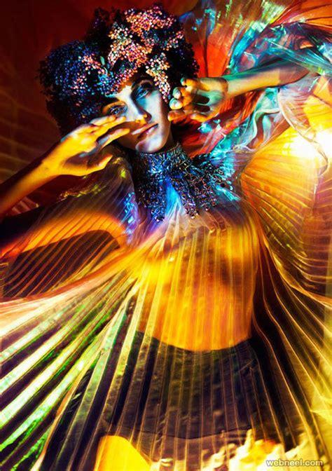 colorful fashion photographs  elizaveta porodina