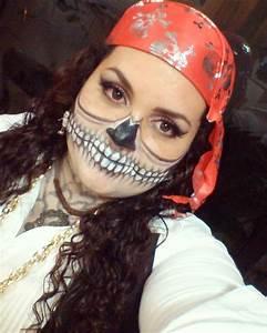 Dead Pirate Makeup Female - Mugeek Vidalondon