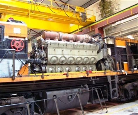 Diesel Engines Marine Locomotive Generators | Ameren Sales ...