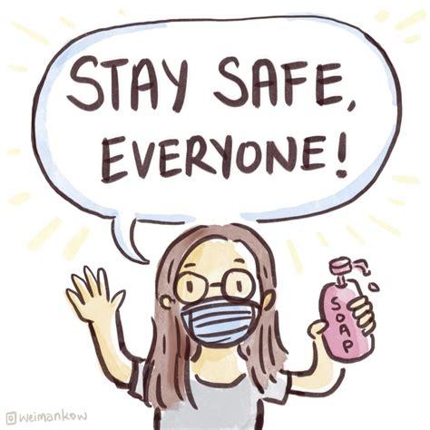 Stay Safe Jambar Team Building