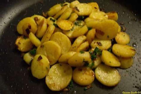 cuisine facile 66 pommes de terre salardaises photo