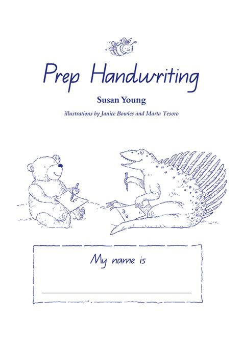 targeting handwriting qld student book prep pascal