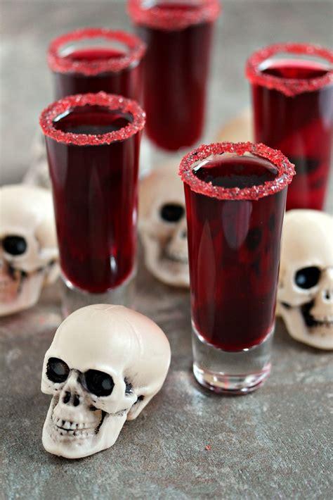halloween drink spooky healthy halloween cocktails organic spa magazine
