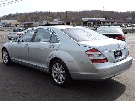 Used 2008 Mercedesbenz S 550 55l V8 At Saugus Auto Mall