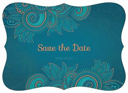 Invitation Card Template Templates Paisley Cards Easy