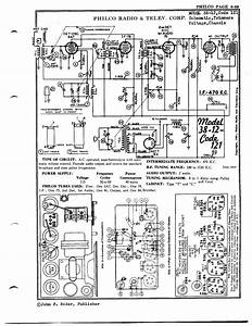 Philco 42 390 Wiring Diagram   28 Wiring Diagram Images