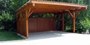 Carport Holz Modern : bildergalerie carports hetterich konzeptbau ~ Markanthonyermac.com Haus und Dekorationen