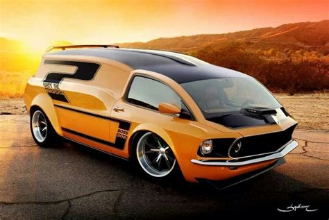 pin  james mills  vans concept cars cool vans vehicles