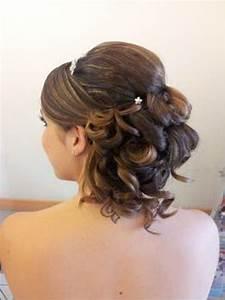 Chignon Demoiselle D Honneur Mariage : coiffure mariage demoiselle d honneur ~ Melissatoandfro.com Idées de Décoration