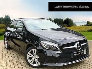 Mercedes A 180 : mercedes benz a class a 180 d sport premium black 2017 ~ Mglfilm.com Idées de Décoration