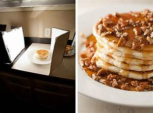 How To Perfectly Light Food Using a $10 Light and a T-Shirt   Food photography lighting, Best ...