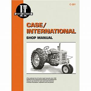 International Harvester Service Manual 288 Pages  Does Not