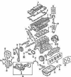 Kia Rio5 Parts Diagram