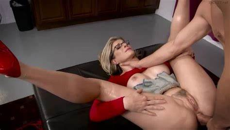 Unfaithful Stepmom Blackmailed And Filled Whore And Daddy Vintage Taboo Only