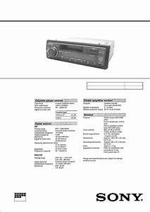 Sony Xrc33r