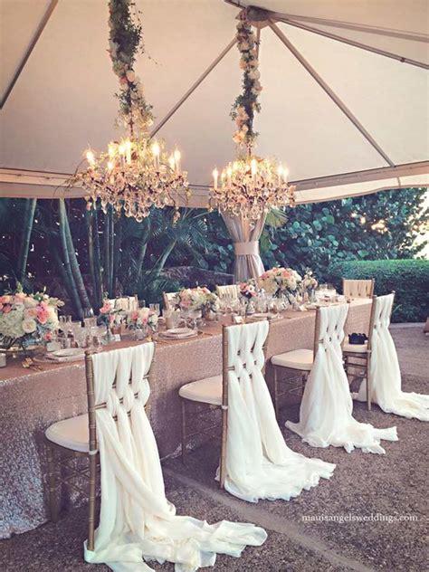 white wedding decoration ideas  brighten  big day