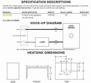 Wiring Help  Dayton Fan Motor   Frwrd Rev Drum Speed Control - General Lor Questions
