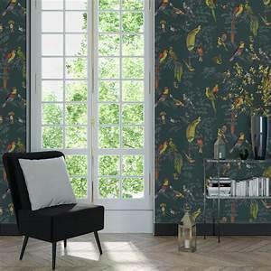 Tapisserie 4 Murs : 4murs dite du papier peint avec maison images d 39 epinal ~ Melissatoandfro.com Idées de Décoration