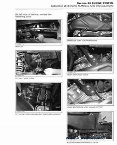 Bombardier Outlander 330 Repair Manual