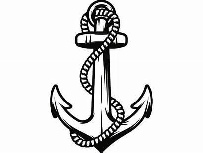 Anchor Rope Boat Ship Nautical Marine Drawing