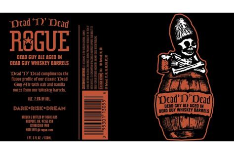 Image result for rogue dead guy barrel aged