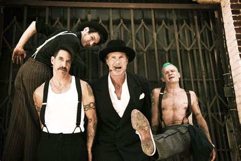 Red Hot Chili Peppers Spontanes Beatles Cover Mit Anthony