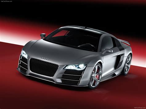 Audi Car : The New V12 Audi R8