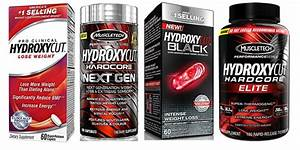 Hydroxycut Reviews Comparing Hydroxycut Fat Burners